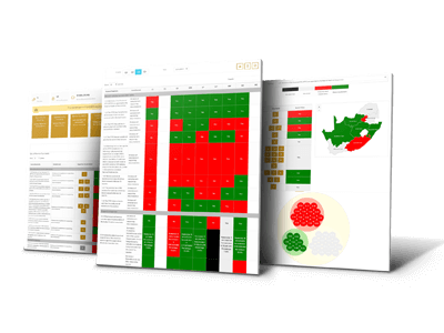Softworks Sierra Leone Pharmaceutical Dashboard